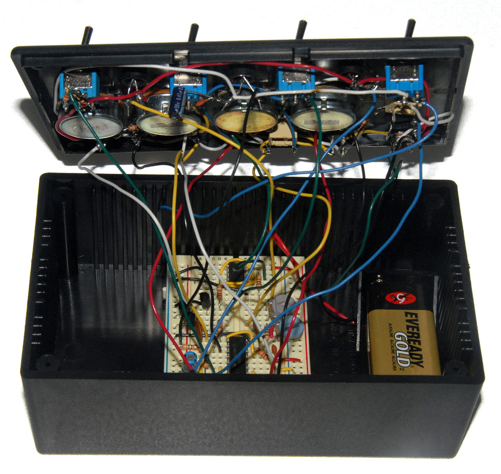 Wiring Project Box Diy Enthusiasts Diagrams Outdoor Telephone Enclosure Hiviz Com Instruction Manual For The Multi Trigger Rh Network